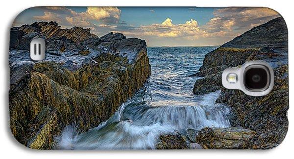 Onrushing Tides Galaxy S4 Case by Rick Berk