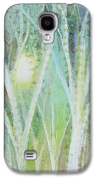 Opalescent Twilight I Galaxy S4 Case by Shadia Derbyshire