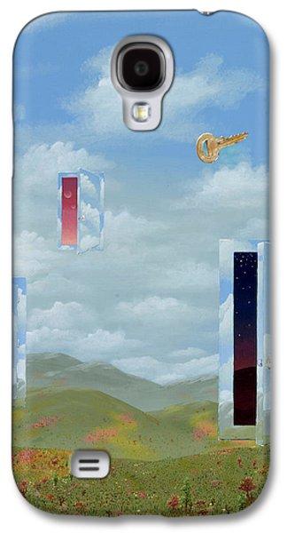 Open Doors Galaxy S4 Case