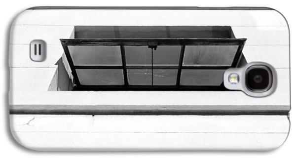 Open Window- By Linda Woods Galaxy S4 Case by Linda Woods