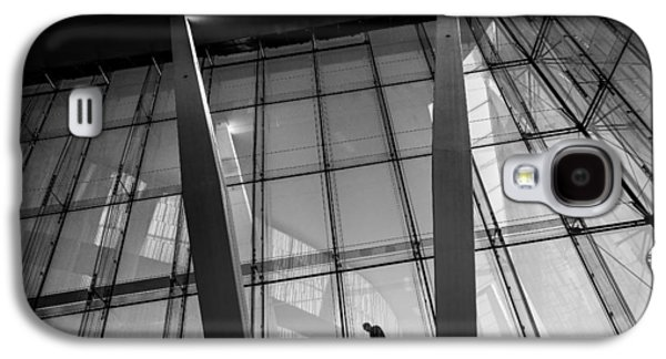 Opera House - Oslo, Norway - Black And White Street Photography Galaxy S4 Case