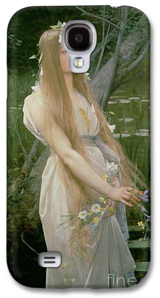 Ophelia Galaxy S4 Case by Jules Joseph Lefebvre
