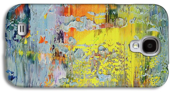 Impressionism Galaxy S4 Case - Opt.66.16 A New Day by Derek Kaplan