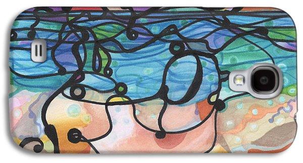 Optimism Galaxy S4 Case by Regina Valluzzi