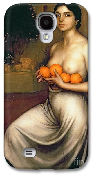 Oranges And Lemons Galaxy S4 Case
