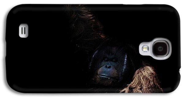 Orangutan Galaxy S4 Case by Martin Newman