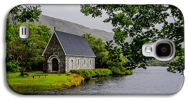 Oratory In Gougane Barra National Park In Ireland Galaxy S4 Case by Andreas Berthold