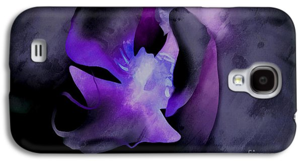 Orchid Of Faith Galaxy S4 Case by Krissy Katsimbras