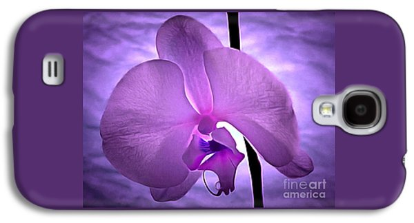 Orchid Of Serenity Galaxy S4 Case