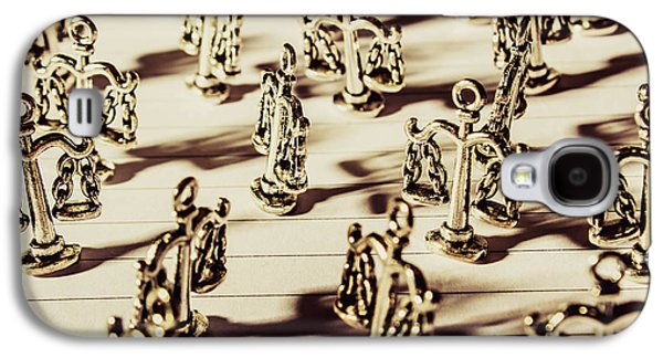 Order Of Law And Justice Galaxy S4 Case by Jorgo Photography - Wall Art Gallery