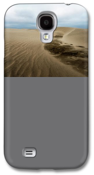 Oregon Dune Wasteland 1 Galaxy S4 Case by Ryan Manuel