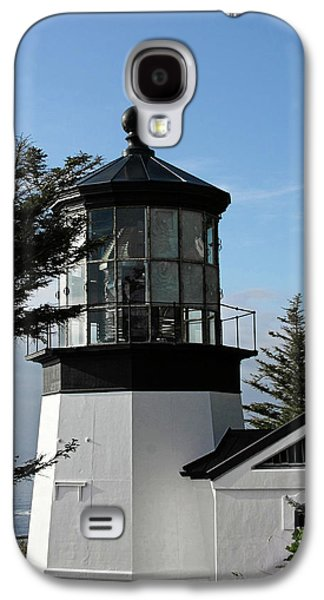 Oregon Lighthouses - Cape Meares Lighthouse Galaxy S4 Case