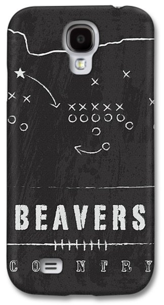 Oregon State Beavers Country Galaxy S4 Case