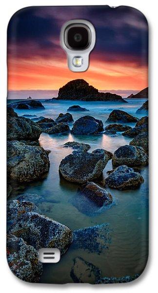 Oregon Sunset Galaxy S4 Case