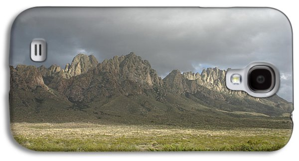 Organ Mountains Dec 25 2015 Galaxy S4 Case by Jack Pumphrey