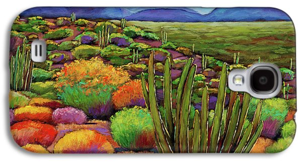 Organ Pipe Galaxy S4 Case by Johnathan Harris