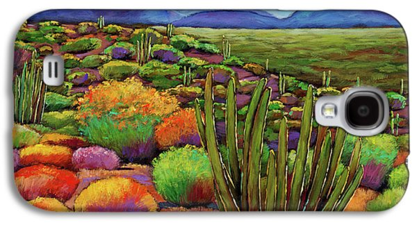 Landscape Galaxy S4 Case - Organ Pipe by Johnathan Harris