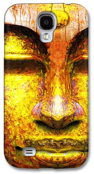 Organic Buddha Galaxy S4 Case