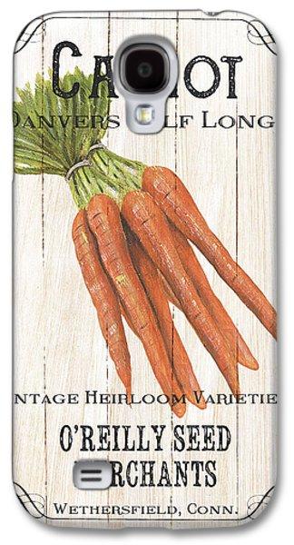 Organic Seed Packet 2 Galaxy S4 Case by Debbie DeWitt