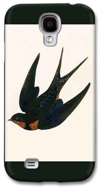 Oriental Chimney Swallow Galaxy S4 Case