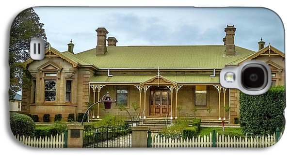 Original Campbell Town Hospital Tasmania Galaxy S4 Case by Teresa A and Preston S Cole Photography