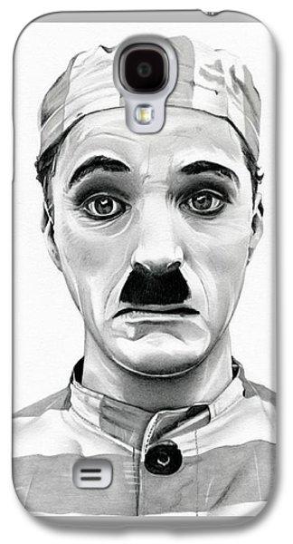 Original Charlie Chaplin Adventurer Galaxy S4 Case