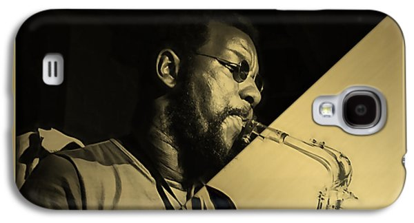 Ornette Coleman Collection Galaxy S4 Case