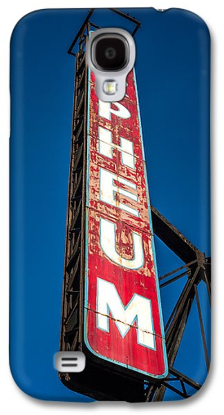 Orpheum Vertical Galaxy S4 Case by Todd Klassy