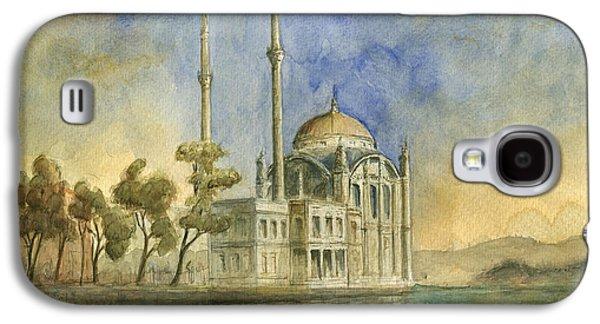 Ortakoy Mosque Istanbul Galaxy S4 Case