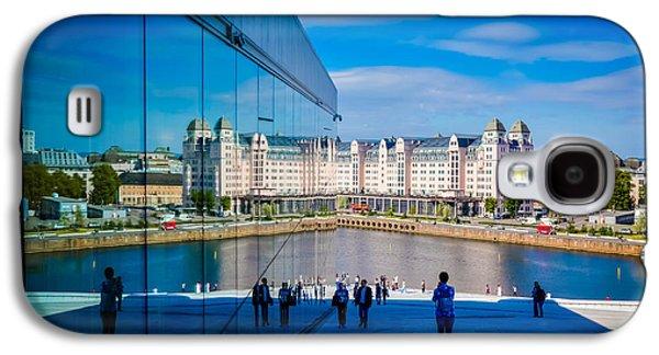 Oslo Reflection Galaxy S4 Case
