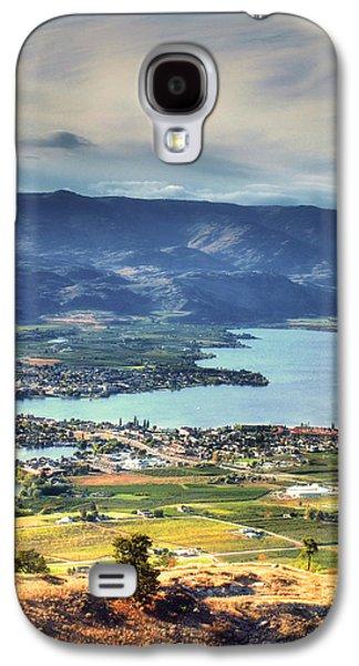 Tara Turner Galaxy S4 Cases - Osoyoos Lake 2 Galaxy S4 Case by Tara Turner