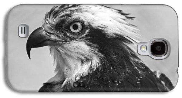 Osprey Monochrome Portrait Galaxy S4 Case