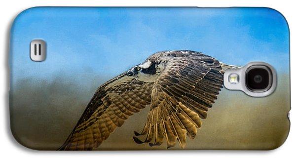 Osprey Over Pickwick Galaxy S4 Case by Jai Johnson