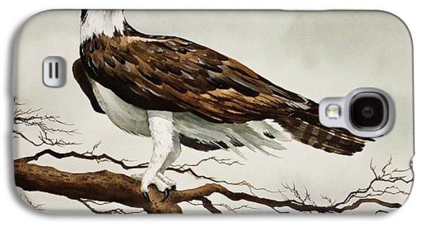 Osprey Sea Hawk Galaxy S4 Case by James Williamson