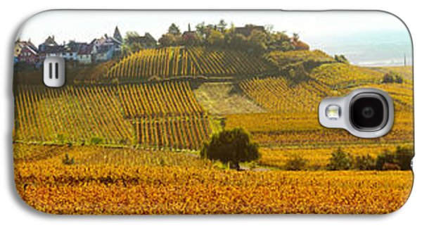 Ostheim Village And Vineyards Galaxy S4 Case by Panoramic Images
