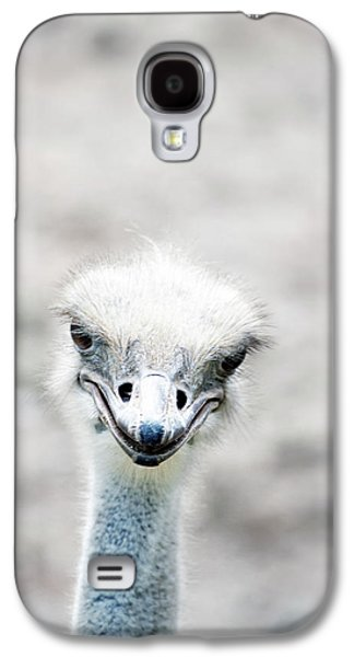 Ostrich Galaxy S4 Case by Lauren Mancke