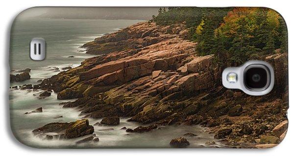 Otter Cliffs Galaxy S4 Case