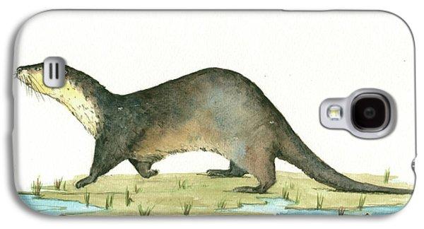 Otter Galaxy S4 Case