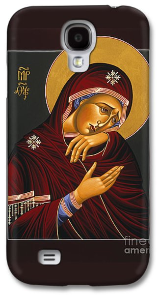 Our Lady Of Sorrows 028 Galaxy S4 Case