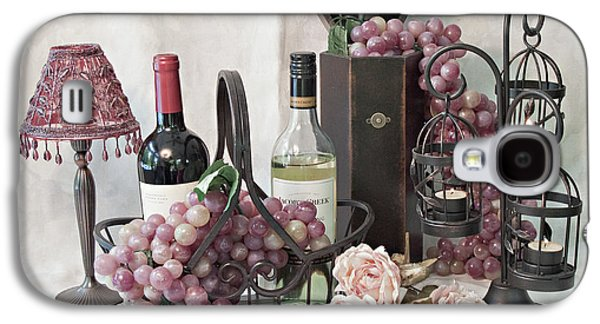 Our Wine Cellar Galaxy S4 Case by Sherry Hallemeier
