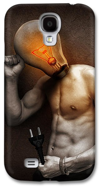 Out Of Ideas Galaxy S4 Case by Fbmovercrafts