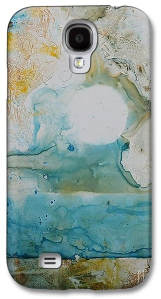 Out Of Nothing Galaxy S4 Case by Elizabeth Carr