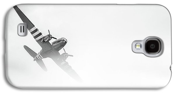 Out Of The Fog Galaxy S4 Case by Martin Newman