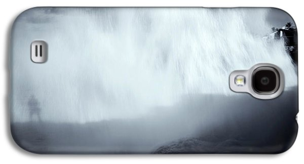 Overshadowed By Nature Galaxy S4 Case by Mike  Dawson