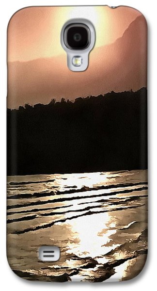 Overwhelming Waves Of Sadness Galaxy S4 Case