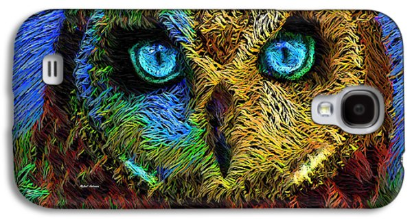 Owl Galaxy S4 Case