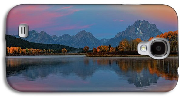 Oxbows Reflections Galaxy S4 Case by Edgars Erglis