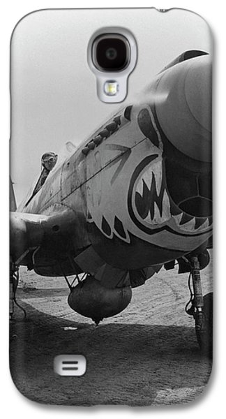 P-40 Warhawk - Flying Tiger Galaxy S4 Case by War Is Hell Store