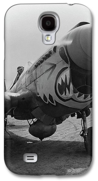P-40 Warhawk - Flying Tiger Galaxy S4 Case