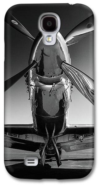 Transportation Galaxy S4 Case - P-51 Mustang by John Hamlon